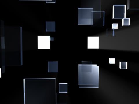 Square light video