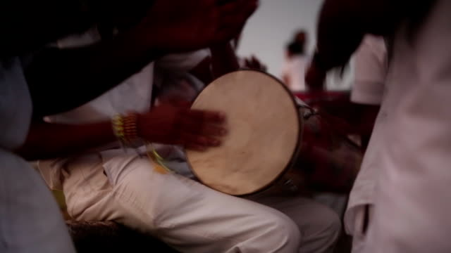 Sri Lanka children playing on Drum  performer stock videos & royalty-free footage