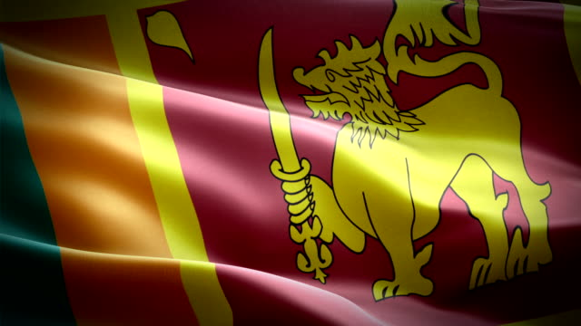Sri Lanka waving flag. National 3d Sri Lanka flag waving. Sign of Sri Lanka seamless loop animation. Sri Lanka flag HD resolution Background Sri Lanka waving flag. National 3d Sri Lanka flag waving. Sign of Sri Lanka seamless loop animation. Sri Lanka flag HD resolution Background colombo stock videos & royalty-free footage