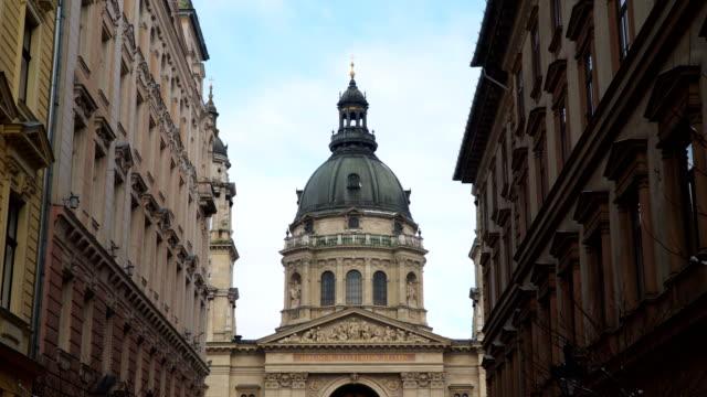 St. Istvan Basilica of Budapest video