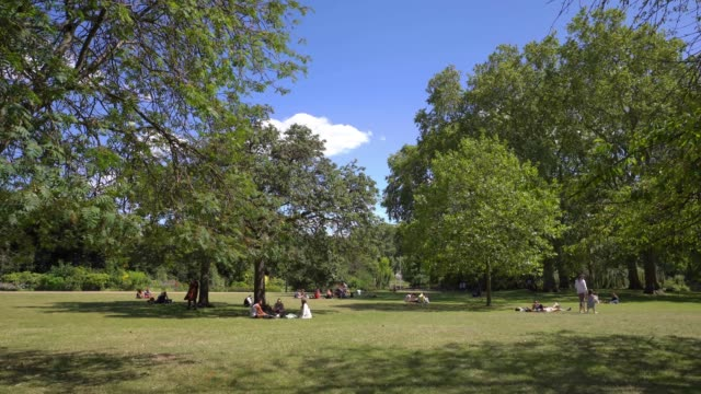 St James's Park, London. - vídeo
