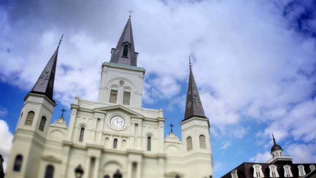 St Louis Cathedral video