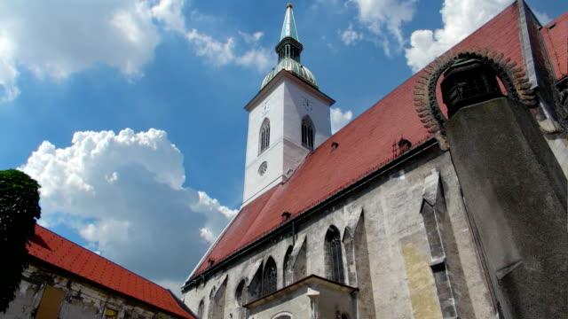 St Martin's Cathedral - Bratislava, Slovakia video