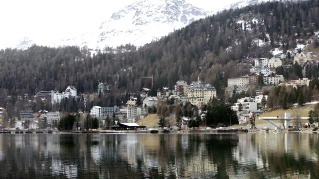 St Moritz in Switzerland video