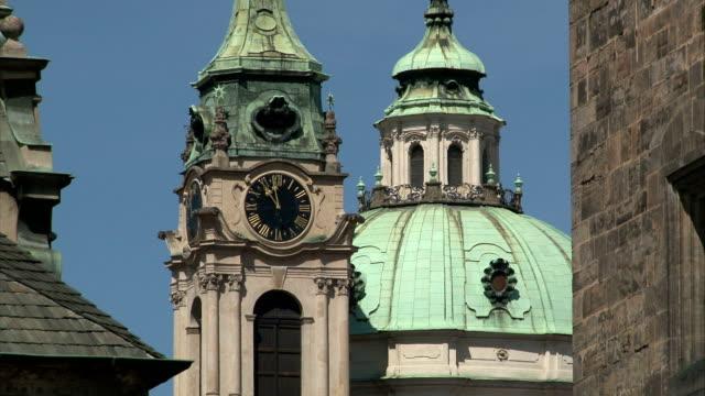 vidéos et rushes de église saint-nicolas - saint nicolas