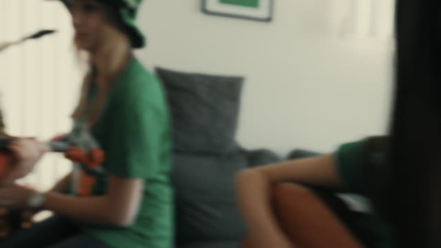 St. Patrick Girls party