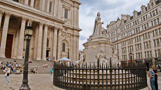 St. Paul's Cathedral. London. Travel. Landmark