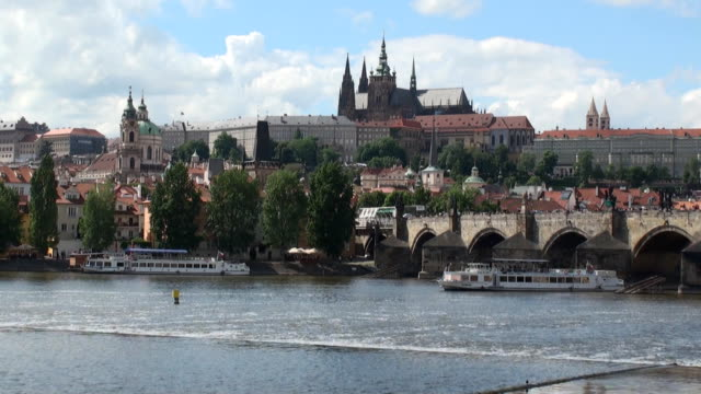 St. Vitus Cathedral - Prague, Czech Republic video