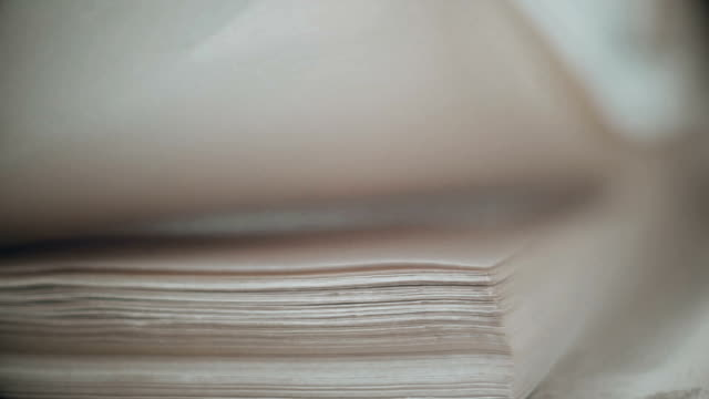 stack of paper video