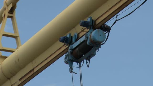 Stacker crane video