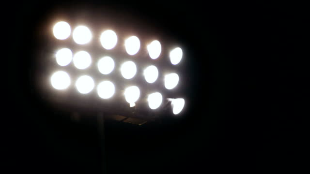 Stadium Lights Pollen video