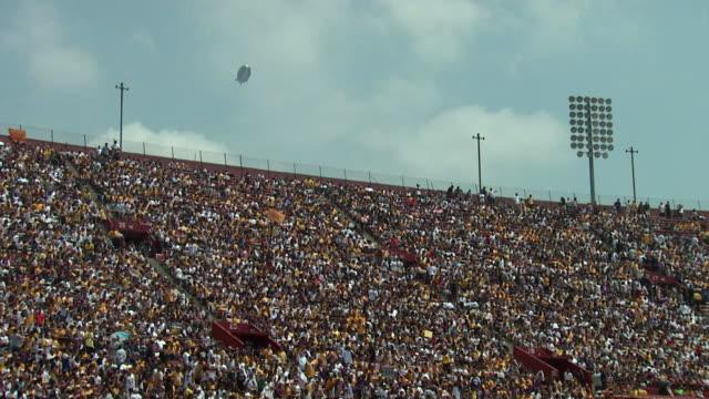 hd stadium rim - zeplin stok videoları ve detay görüntü çekimi