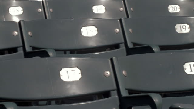 Stadium Seating Various Pans video