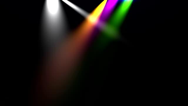 Scen ljus video
