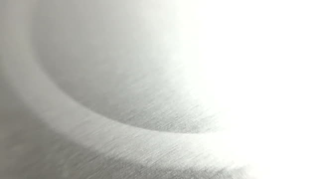 Stainless steel background video