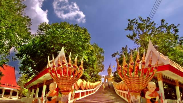 stairs to Budha