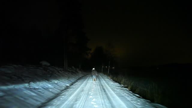Stalking video