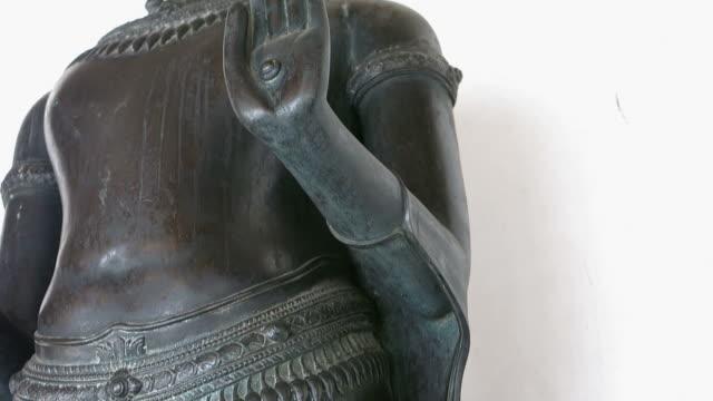 Standing Buddha of Khmer style video