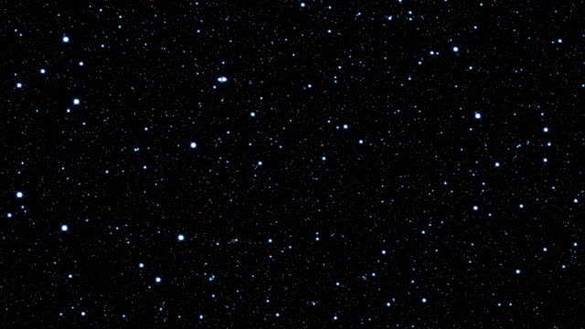 Star Field video