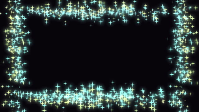Star Marquee Background video