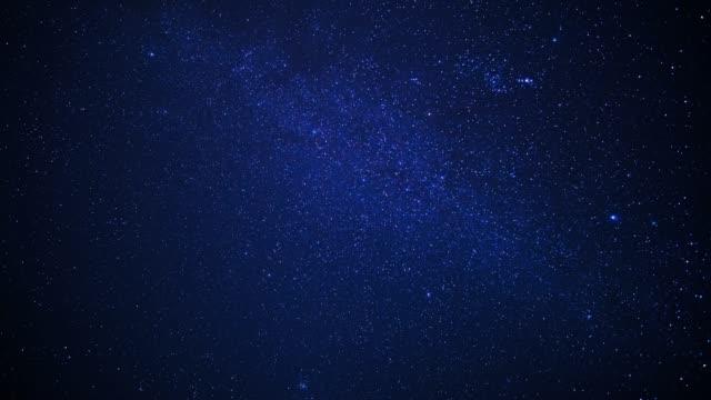 Star Night Time Lapse