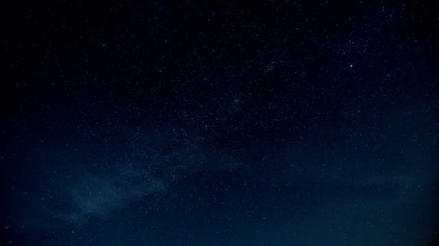 Star Trail video