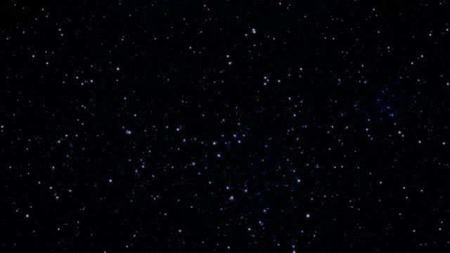 Starfield - Stars Universe FlyBy Video Background Loop video