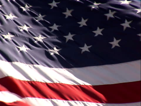 Stars and Stripes SD video