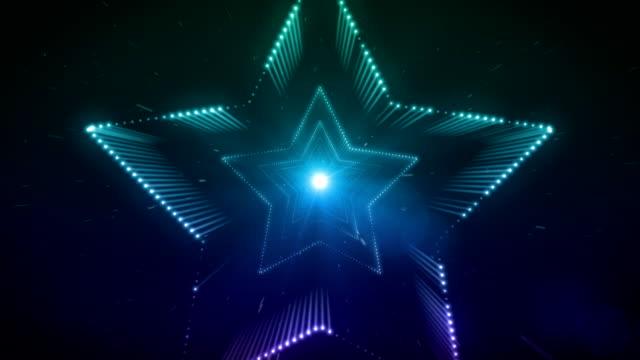 Stars Background Loop video