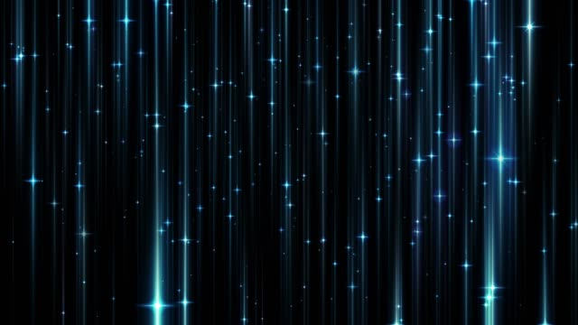 stars liner [LOOP] Twinkle stars art and craft product stock videos & royalty-free footage
