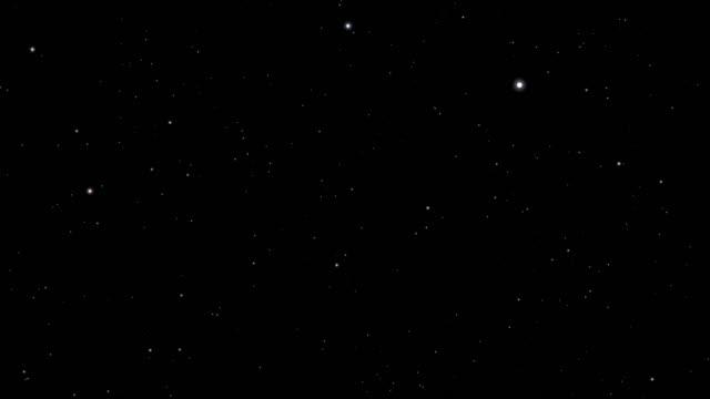 vídeos y material grabado en eventos de stock de 4k estrellas de fondo de bucle de movimiento para superponer su proyecto. bucle de vídeo imágenes moviéndose a través de estrellas en el espacio exterior. las estrellas se mueven sin fin a la cámara. bucle de renderizado 3d seamless. aislado en negro. - espacio y astronomía
