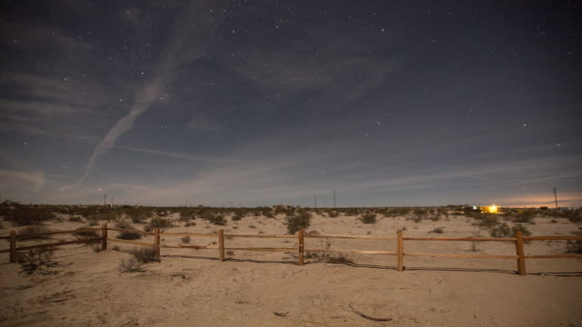 Stars over the Moonlight Desert video