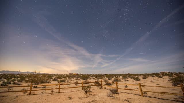Stars over the Moonlight Desert video