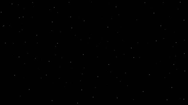 stars shine effect. loop of twinkling stars. animation with optional luma matte. alpha luma matte included. 4k video - star стоковые видео и кадры b-roll