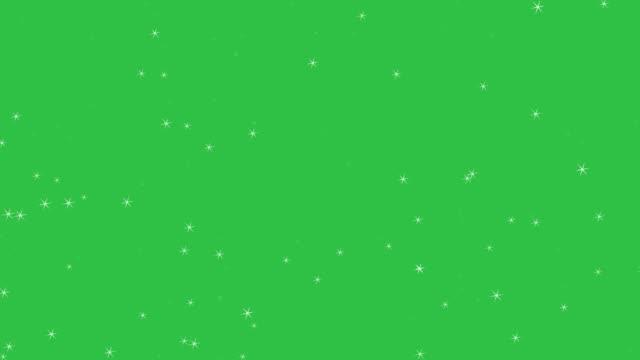 Stars shine effect