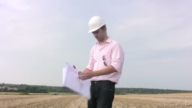 Starting construction site video