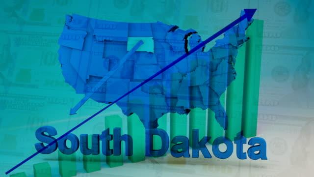 USA, State of South Dakota