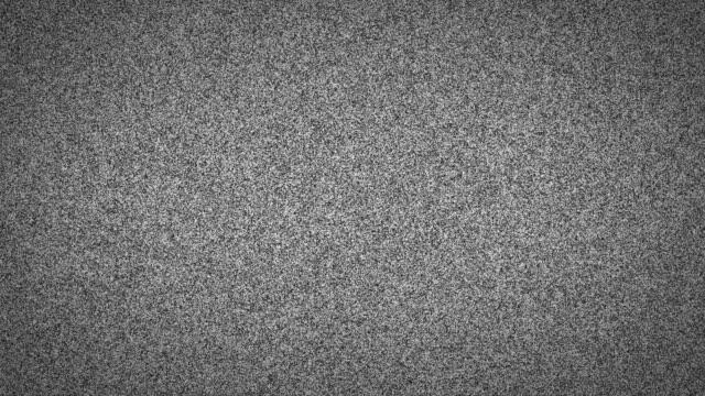 TV Static HD video