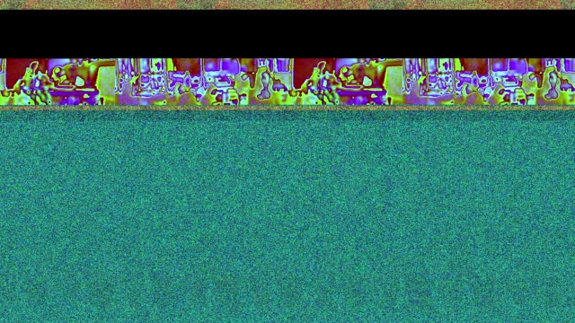 TV Static video