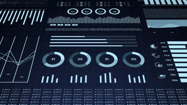 Statistics, financial market data, analysis and reports, numbers and graphs. 3d infographics animation 4K. Statistics, financial market data, analysis and reports, numbers and graphs. Medical, financial, market, economy, scientific and research topics. 3d infographics animation 4K. financial building stock videos & royalty-free footage