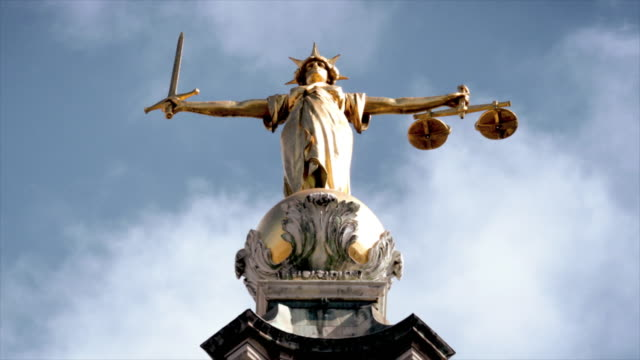 staty av rättvisa - domstol bildbanksvideor och videomaterial från bakom kulisserna