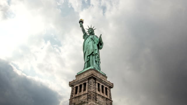 Statue of Liberty in New York City video