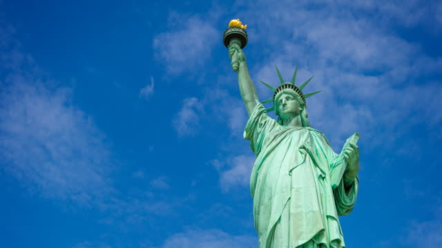 Statue of Liberty, New York City video