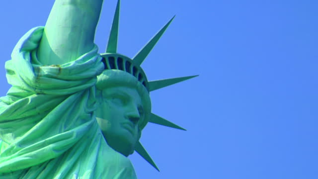 Statue of Liberty. NYC video