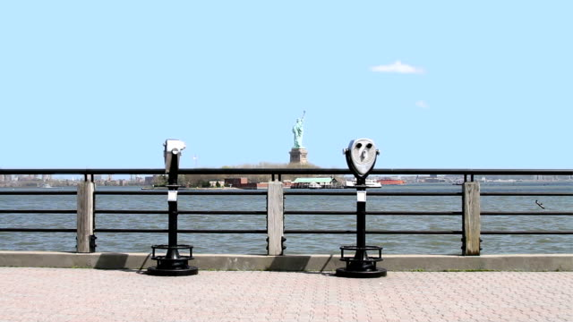 Statue of Liberty Walkway HD