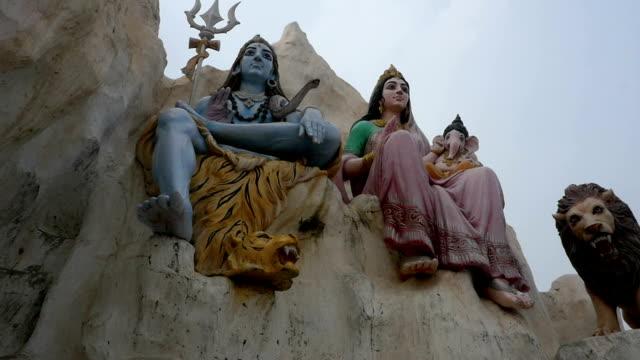Statue Of Shankar. India video