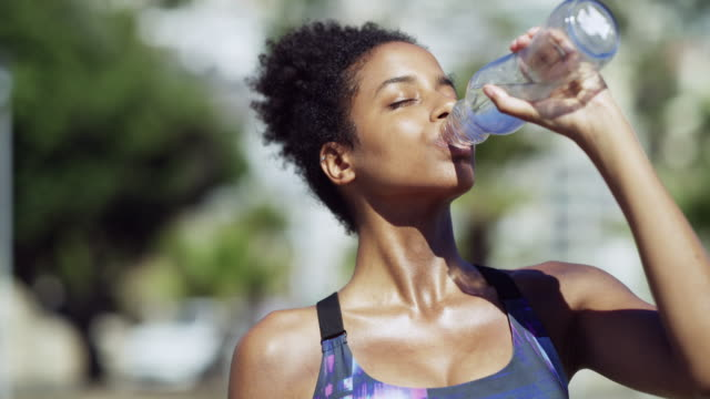 Stay hydrated to maximise on your workout