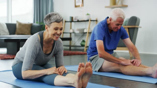 Staying fit through the senior years