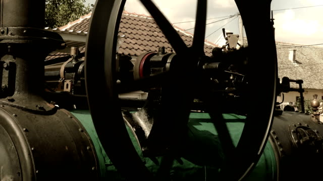 Steam Engine as Part of History video