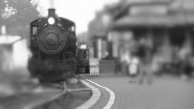Steam Engine Train video
